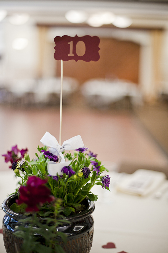 Dublin Classic Wedding Decoration
