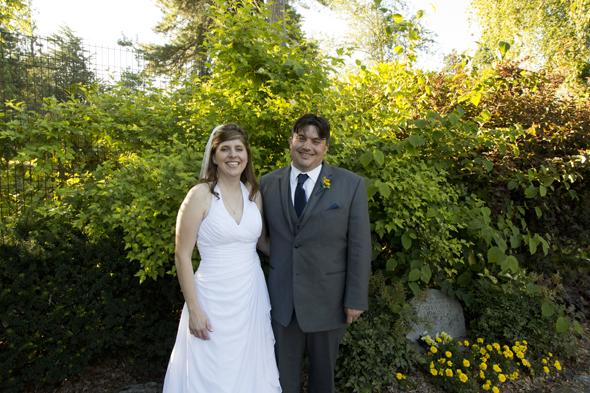 Wendi Sam Wedding