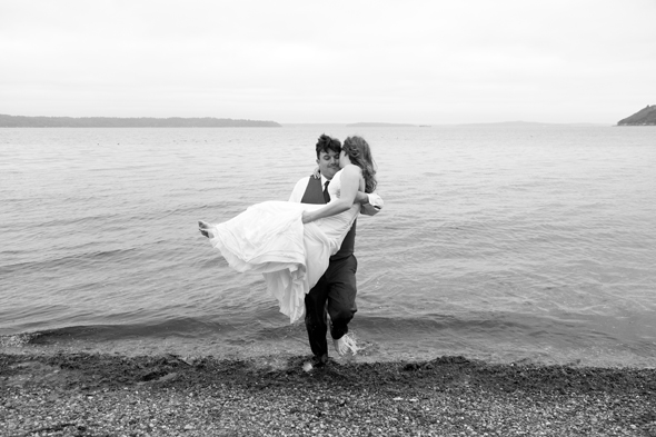 Wendi Sam Trash the Dress
