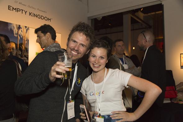 Google UX Happy Hour 111 Minna