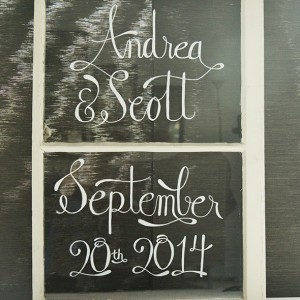 Wedding Signs AS