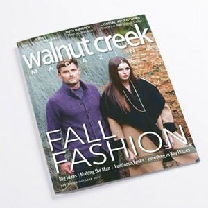 Walnut Creek Magazine feature