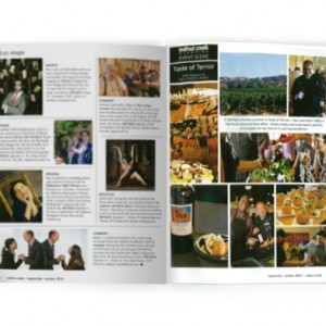 Walnut Creek Magazine feature