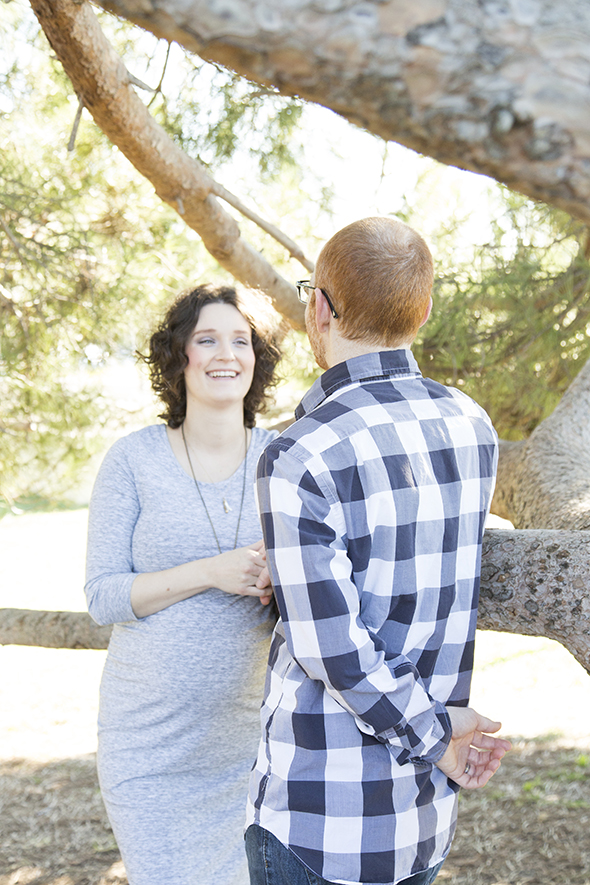 Dublin California Maternity Photos
