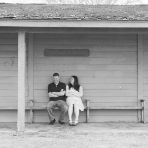 Alameda California Engagement Photos