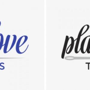 Plaid Love Threads Branding