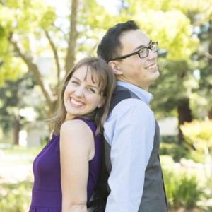 Pleasanton Engagement Photos