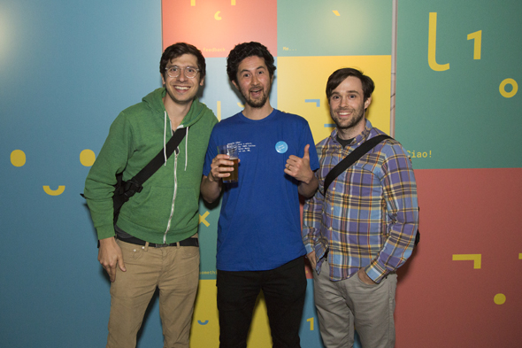 Google I/O Happy Hour