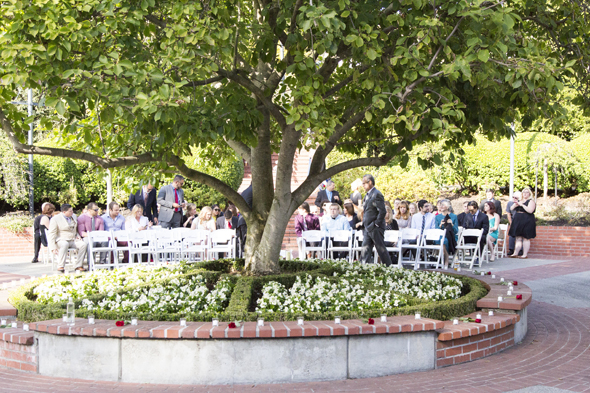 Oakland Outdoor Wedding