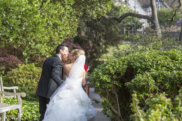 Oakland Outdoor Wedding