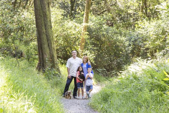 Oakland Family Photos