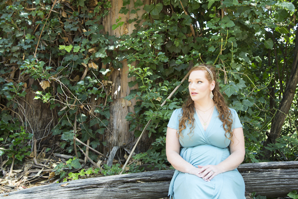 San Leandro Maternity Photos