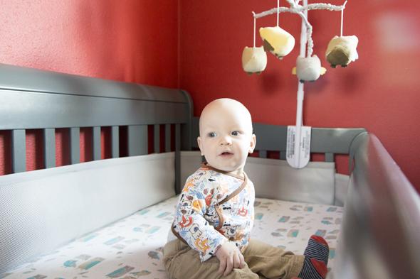 Oakland Baby Photographer