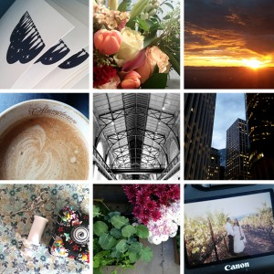 Instagram Recap October 2015