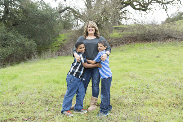 Pleasanton Family Photos