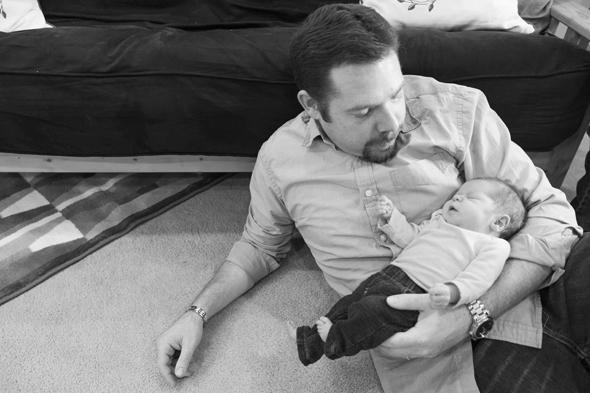 Mountain House Newborn Photographer