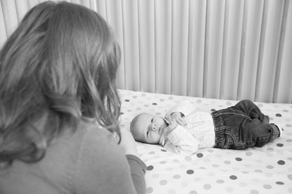San Leandro Newborn Photographer
