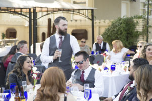 Jamie Travis Wedding