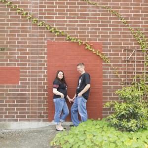 Alameda California Engagement Photos