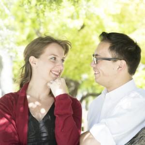 Pleasanton Engagement Photos