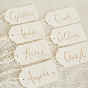 Custom Wedding Decor