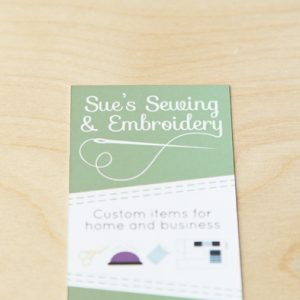 Sue's Sewing and Embroidery